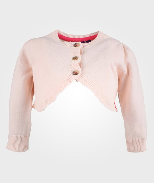 Mexx Mini Girls Sweater Flat Crop Pink