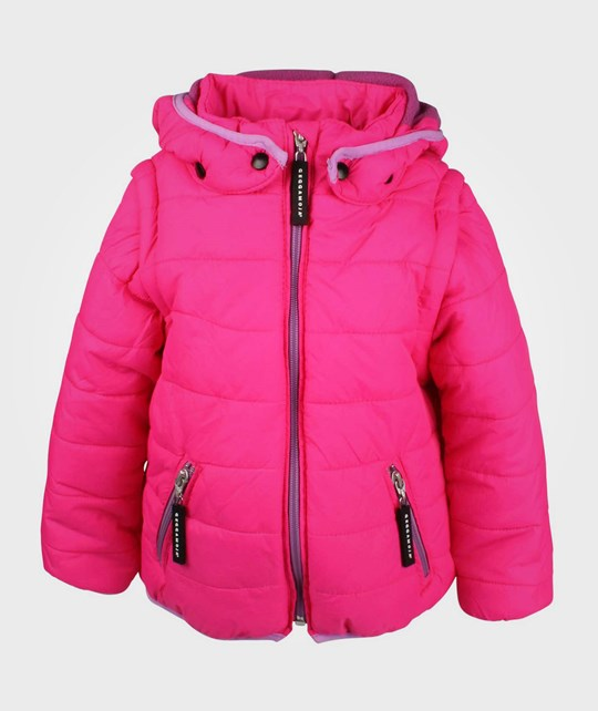 Geggamoja Winter Jacket Cerise Pink