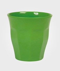 RICE A/S Melamine Cup Apple Green Green