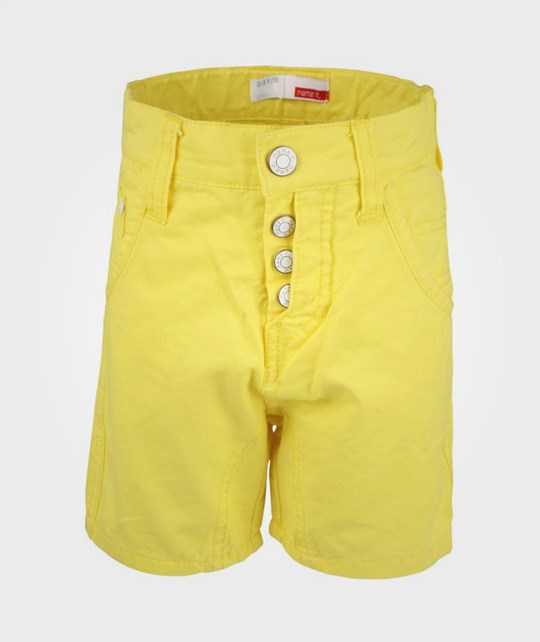 Name it Jackson Long Shorts Buttercup Yellow