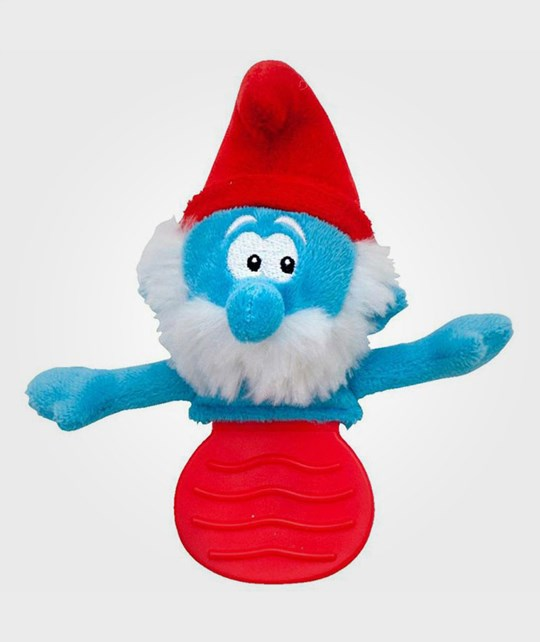Smurfarna Ring Teether Papa Smurf Multi