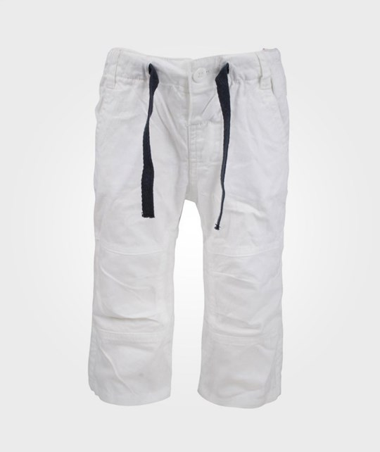 Name it Holt Twill Pant Bright White White
