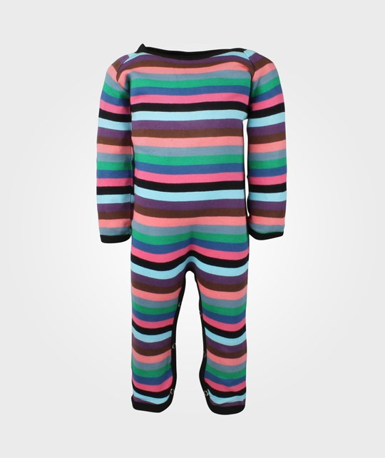 Ida T Bodysuit AW13 Stripe Multi