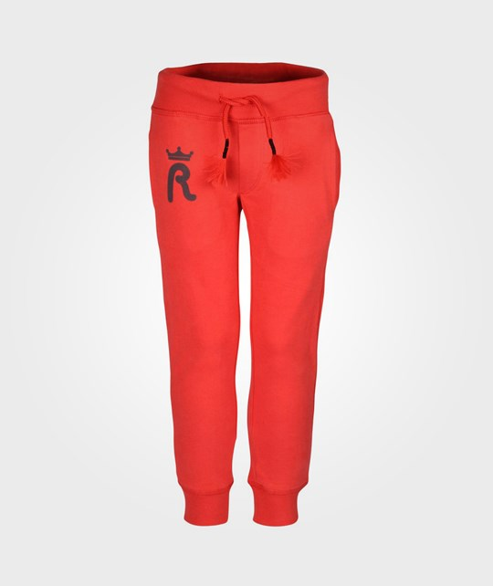 Replay Pants Girls Red Red