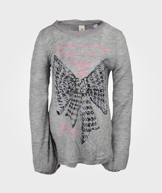 Replay T-Shirt Girls Grey Grey