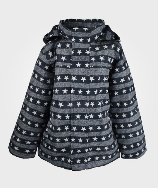 Name it Mellon Kids Jacket Star Blue