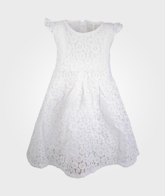 Name it Mavinea Mini Dress Bright Whit White