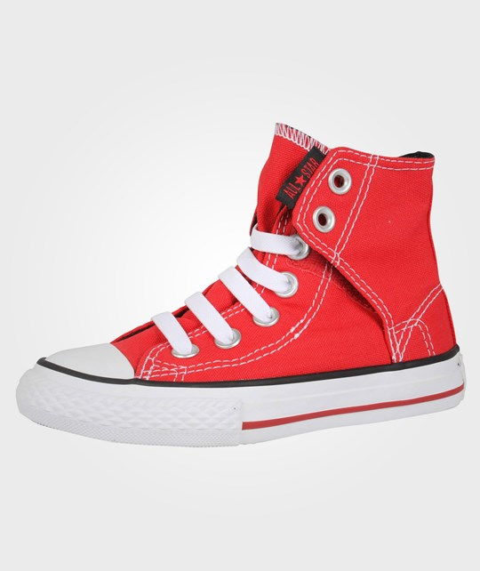 Converse All Star Easy Slip Hi Red Red