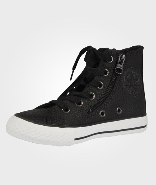 Converse All Star Kids Double Zip Hi Bl Black