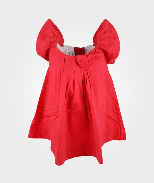 How To Kiss A Frog Mirabelle Dress Red Rød