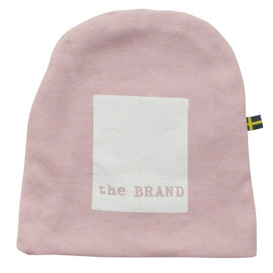 The BRAND Hat Pink Pink