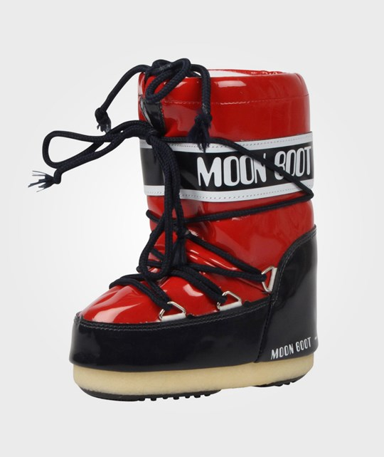 Moon Boot Moon Boot Vinil Red/Navy Red