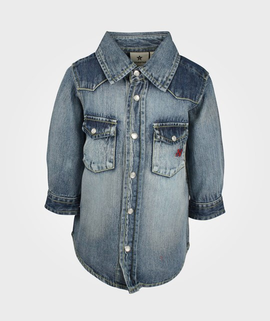 Nova Star Denim Shirt Blue