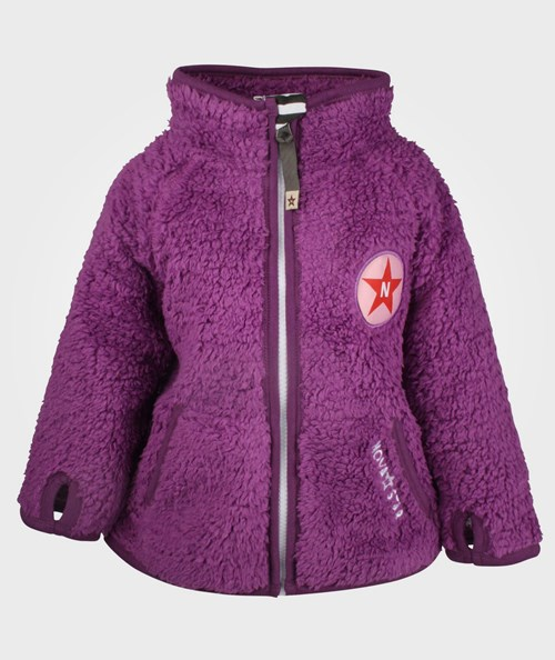 Fleece Purple Nova Star Babyshop