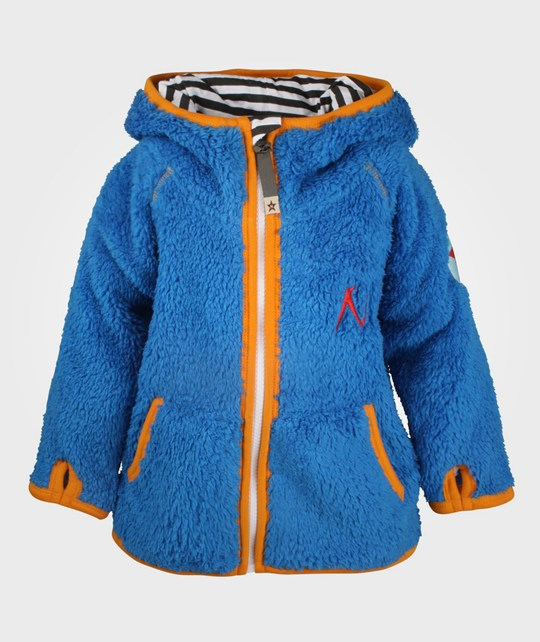 Nova Star Fleece Hood Blue Blue