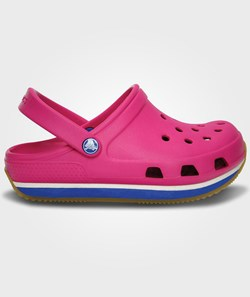 Crocs Retro Clog Fuchsia/Sea