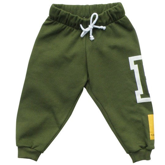 The BRAND the BRAND Pant Green Green