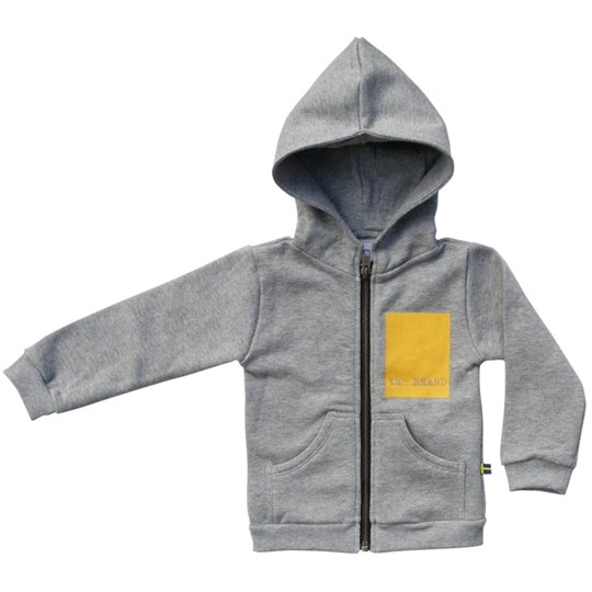 The BRAND Brand Hood Grey Black