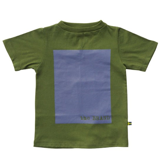 The BRAND Tee Square Green Green