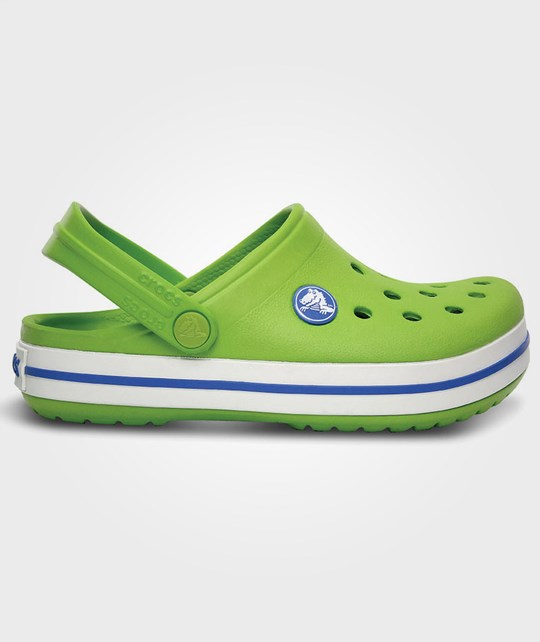 Crocs Kids Crocband Voltgreen Green