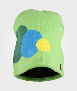 Isbjörn Of Sweden Circles Knitted Cap Lemonade