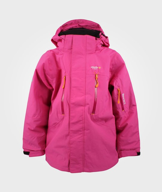 Isbjörn Of Sweden Powder Jacket Verry Berry Pink