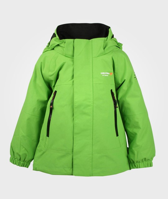 Isbjörn Of Sweden Tornado Shell Jacket Lemonade Green