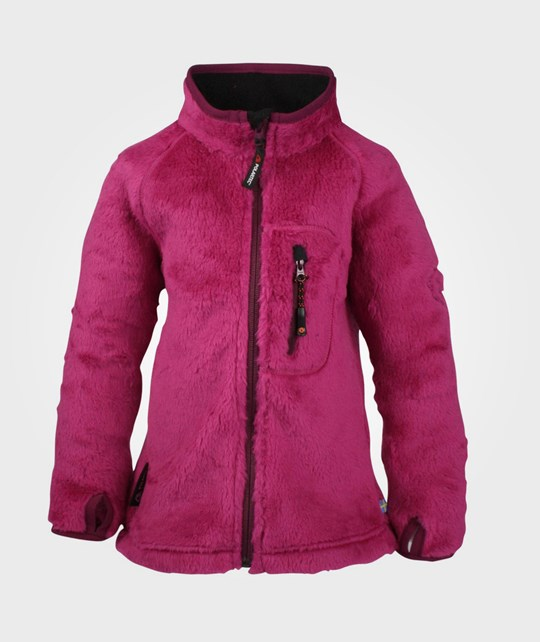 Isbjörn Of Sweden Cozy Highloft Jacket Very Berry Pink
