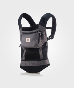 Ergobaby Performance Svart/Charcoal
