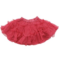 Wheat Skirt Tulle Rasberry