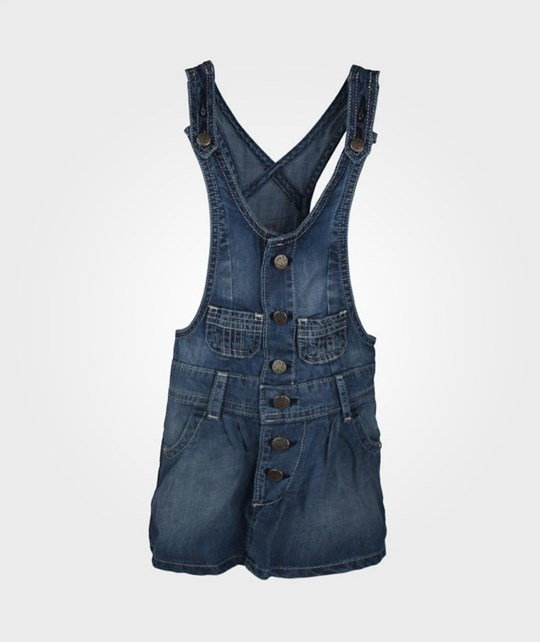 Replay Baby Denim Dress Blue