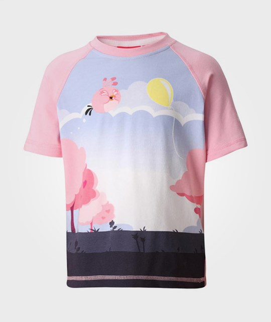 Reima Angry Birds T-Shirt Pink Pink