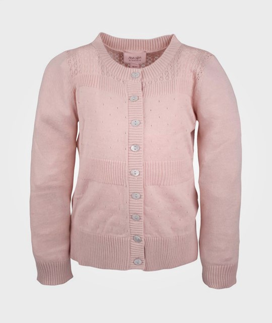 Noa Noa Miniature Cardigan Long Sleeve Melba Pink