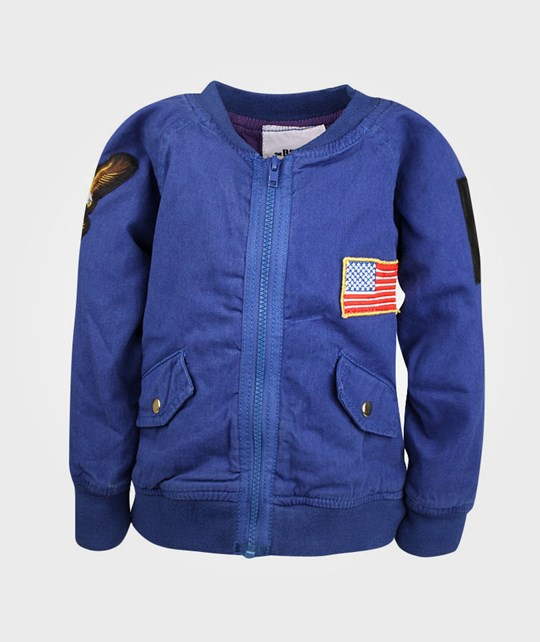 The BRAND Navy Seal Jacket Blue Blue