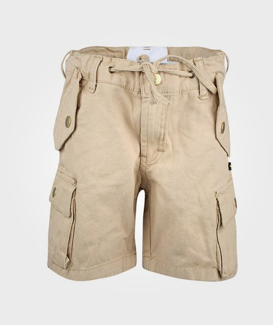 The BRAND Army Shorts Khaki Beige
