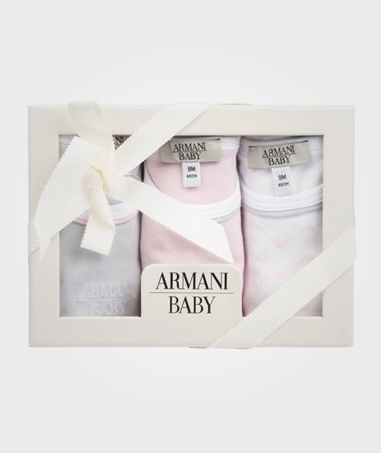 Emporio Armani Body 3 Pack Pink Pink