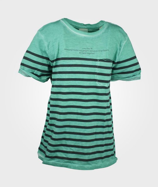 Scotch & Soda Lazy Day Tee Green