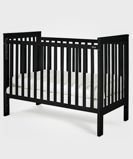 BRIO Cot Two Black Multi