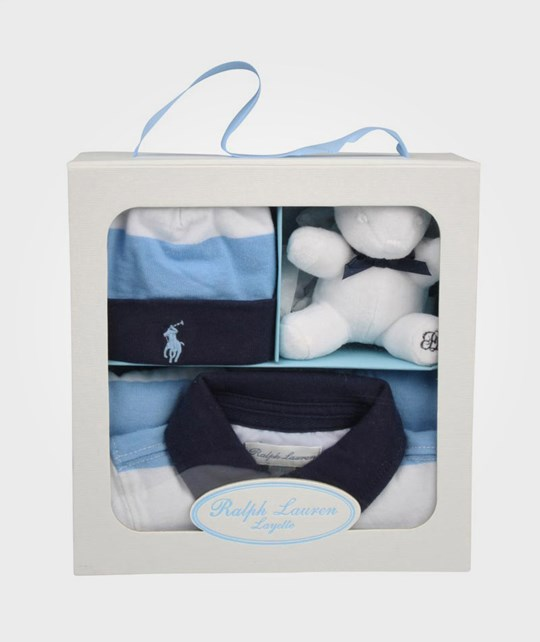 Ralph Lauren Rugby Coverall Gift Box Blue Blue