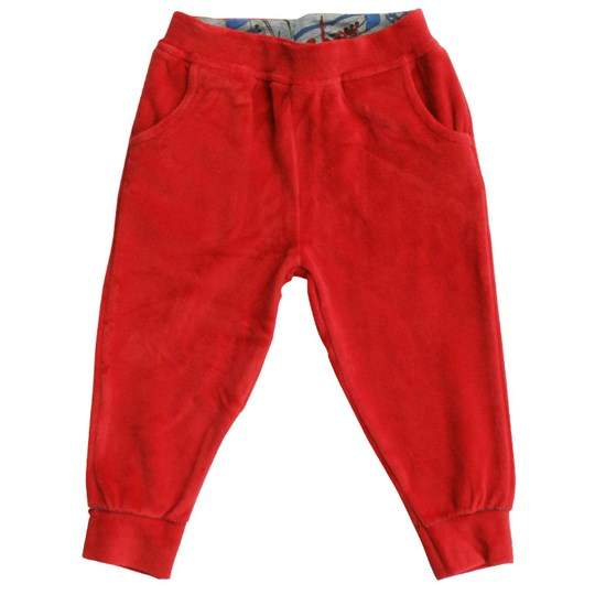 More Stories Pants Cosy Red Red
