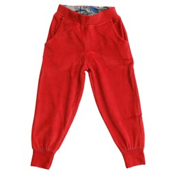More Stories Pants Cosy Red Kids