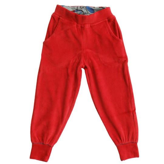 More Stories Pants Cosy Red Kids Red