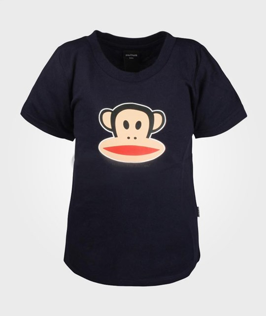 Paul Frank T-Shirt S/S Basic Julius Blue Navy Blue