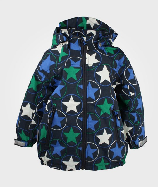 Ticket to heaven Lucius Baby Jacket B.Blue Stars Blue