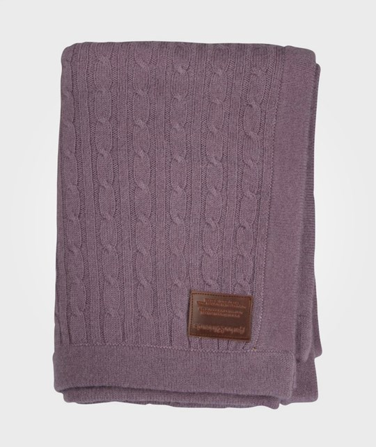 garbo&friends Plum Heaven In A Blanket  Purple