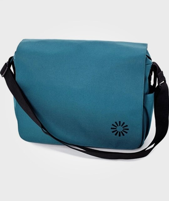 BRIO Diaper Bag Messenger Ocean Multi