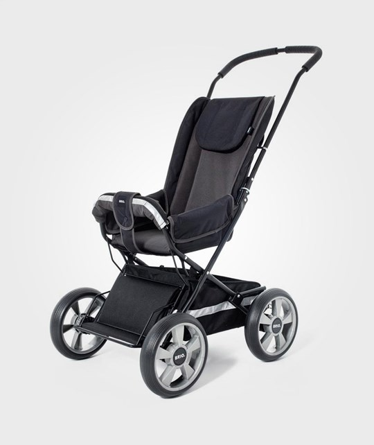BRIO Sitty Black/Charcoal Grey Multi