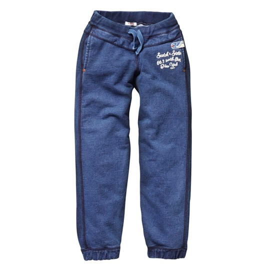 Scotch & Soda Pants Blue Jeans Blue