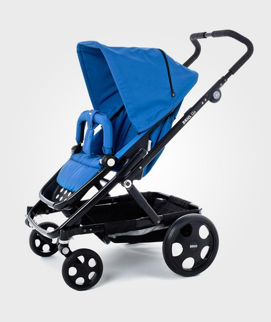 BRIO Go Bright Blue, Black Chassi Multi