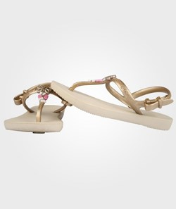 Havaianas Kids Freedom Sand Grey Golden
